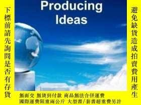 二手書博民逛書店A罕見Technique For Producing Ideas-產生思想的技巧Y436638 James W