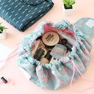 懶人化妝品收納包 抽繩式 抽繩 收納包 ...