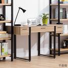 【森可家居】菲爾原木色4尺書桌 8HY493-02 北歐工業風 MIT 台灣製造