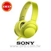 (預購) SONY MDR-100AAP (黃色) 線控 耳罩式耳機 支援 Hi-Res 音源 公司貨 內附原廠攜行袋
