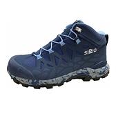 [好也戶外]SIRIO Gore-Tex中筒登山健行鞋(3E+寬楦) 女款-水藍 NO.PF156IN