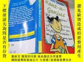 二手書博民逛書店罕見rent-a-genius出租天才Y200392