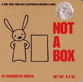 NOT A BOX 硬頁書 【36】英文繪本 (OS小舖)