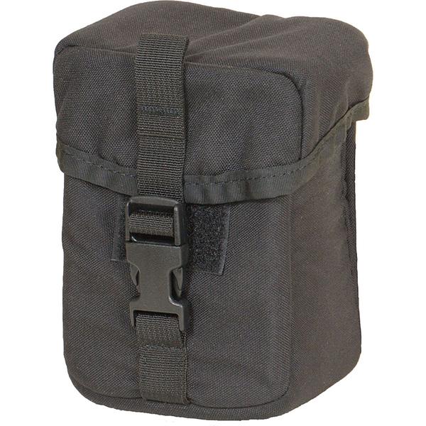 【Mystery Ranch】神秘農場 Flip Top Box 耐衝擊防護袋外掛包(黑)