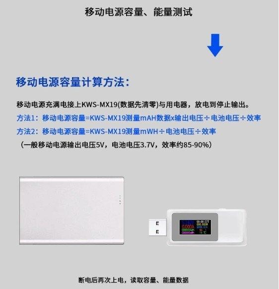 【保固一年 】2020 直流/ 電壓表 電流表 測試儀 USB/TYPE-C 電流表 支援QC2 QC3手機 電壓 電流