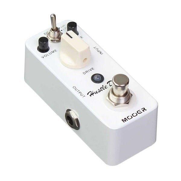 ☆ 唐尼樂器︵☆ Mooer Micro Series Hustle Drive 電吉他/電貝斯 Bass 失真破音/ Boost 效果器