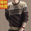 男針織毛衣潮流羊毛-精美獨家韓國流行男裝4色53k2【巴黎精品】