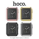 【愛瘋潮】 hoco Apple Watch Series 2 (38mm) 守護者 PC 殼 電鍍殼 保護殼