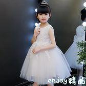 女童連身裙夏裝公主裙2018新款童裝寶寶韓版夏季兒童禮服洋氣裙子