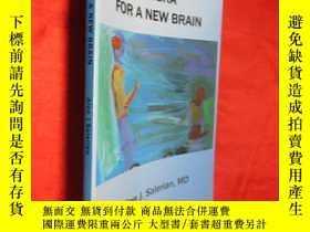 二手書博民逛書店罕見for a New Brain (小16開 ) 【詳見圖】Y