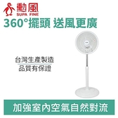 勳風 HF-B1406 14吋 八方吹循環立扇