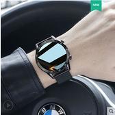 智慧手錶 智慧手錶男2021新款適用于華為蘋果多功能心率血壓機械運動電子錶 格蘭小鋪