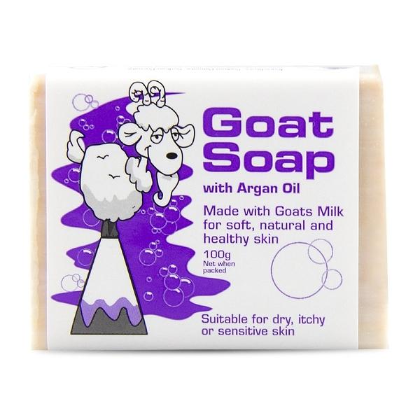 GOAT SOAP 澳洲天然手工羊奶皂 - 有機堅果油