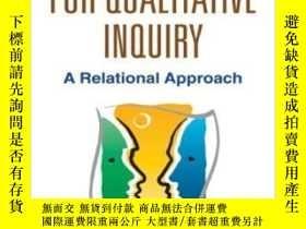 二手書博民逛書店Interviewing罕見For Qualitative Inquiry-定性詢問訪談Y436638 Rut