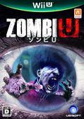 Wii U-二手片 Zombi殭屍 U 日文版 PLAY-小無電玩