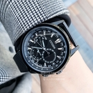 CITIZEN日本星辰Eco-Drive紳士品格光動能日曆腕錶BU2025-76E公司貨
