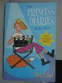 【書寶二手書T2/原文小說_IRC】The Princess Diaries_Mag Cabot