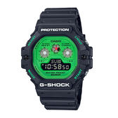 CASIO 卡西歐 手錶專賣店 G-SHOCK DW-5900RS-1 復古搖滾電子錶 樹脂錶帶 油綠 防水200米