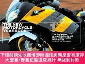 二手書博民逛書店The罕見New Motorcycle Yearbook 1: The Definitive Annual Gui