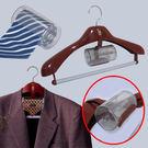 【ikemoto】西裝衣架附領帶收納盒(1組) / 大衣專用衣架 / 領帶收納盒 / 日本製