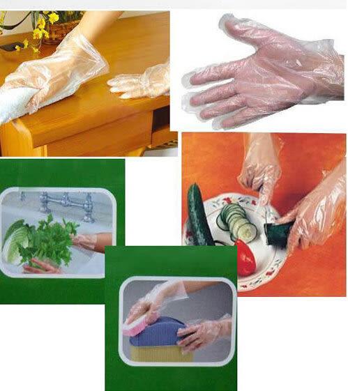 廚房餐飲 一次性餐桌用品 環保衛生 一次性手套 45左右只裝 省錢博士 29元