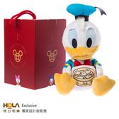 HOLA 迪士尼系列 台灣年味玩偶禮盒 唐老鴨 Donald Walt Disney