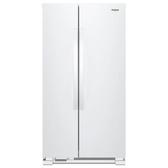 Whirlpool惠而浦 WRS312SNHW 640公升對開雙門冰箱 (含基本安裝)