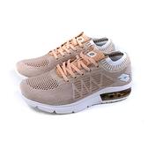 LOTTO 跑鞋 運動鞋 香檳金 氣墊 針織 女鞋 LT9AWR0621 no004