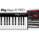 ☆唐尼樂器︵☆免運公司貨 IK iRig Keys 37 Pro 37鍵 PC MAC USB MIDI 主控鍵盤