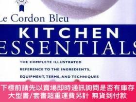 二手書博民逛書店Kitchen罕見EssentialsY256260 Le Cordon Bleu Chefs Wiley