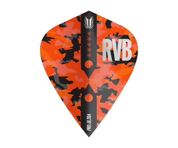 【TARGET】VISION ULTRA BARNEY ARMY Kite Camo 334390 鏢翼 DARTS