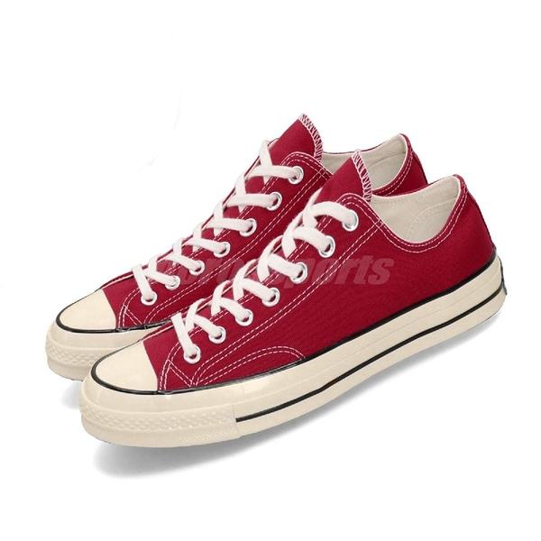 Converse Chuck Taylor All Star 70 紅 低筒 米白仿舊 奶油底 基本款 男鞋 女鞋【ACS】 164949C