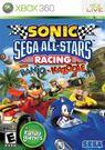 XBOX 360 音速小子 & SEGA 超級巨星大賽車 -英文版- Sonic & Sega All-Stars Racing