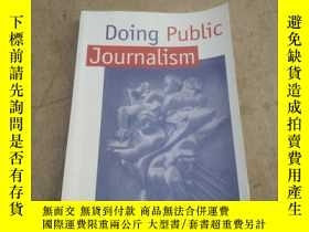 二手書博民逛書店Doing罕見Public Journalsm6886 出版19