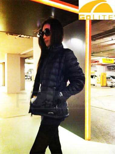 GOLITE 美國品牌 800FP 頂級輕量鵝絨羽絨外套/夾克  女~黑 (特惠價) ~★買就送保暖圍巾★