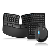 Microsoft 微軟 Sculpt 無線 Sculpt 人體工學 鍵盤滑鼠組