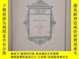 二手書博民逛書店Schirmers罕見library Voi.480鋼琴練習曲
