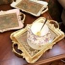 [超豐國際]歐式法國復古古典長方形雕花鏡...