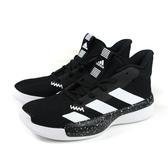 adidas Pro Next 2019 K 籃球鞋 運動鞋 黑/白 童鞋 EF9809 no830 21~25CM