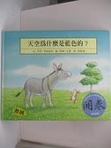 【書寶二手書T4/少年童書_E99】天空為什麼是藍色的_黃郇英, 莎莉.葛林