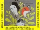 二手書博民逛書店Jane,罕見the Fox and Me,【蒙特利爾插畫師Isabelle Arsenault】簡,狐貍和我