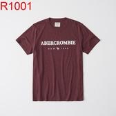 Abercrombie & Fitch AF A&F A & F 男 T-SHIRT R1001