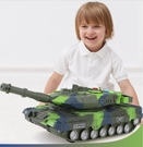汽車模型 坦克玩具車兒童男孩履帶小汽車車軍事戰車1一2歲寶寶模型3-4越野6【快速出貨八折搶購】