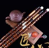 笛子 專業演奏笛子竹笛樂器考級精製橫笛高檔周邊鬼笛古風 6色T【快速出貨】