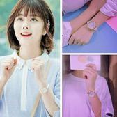 手錶女學生韓版簡約潮流ulzzang可愛初中生復古chic風