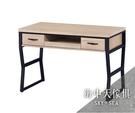 {{ 海中天休閒傢俱廣場 }} F-21  摩登時尚 電腦桌書桌系列 246-5  橡木色4尺電腦桌