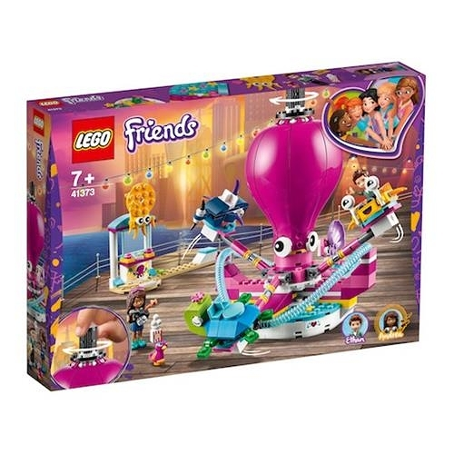 LEGO 樂高 41373 Funny Octopus Ride