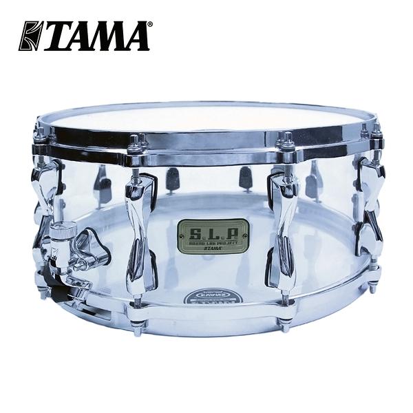 【敦煌樂器】TAMA S.L.P. Mirage Acrylic LAC1465 壓克力小鼓