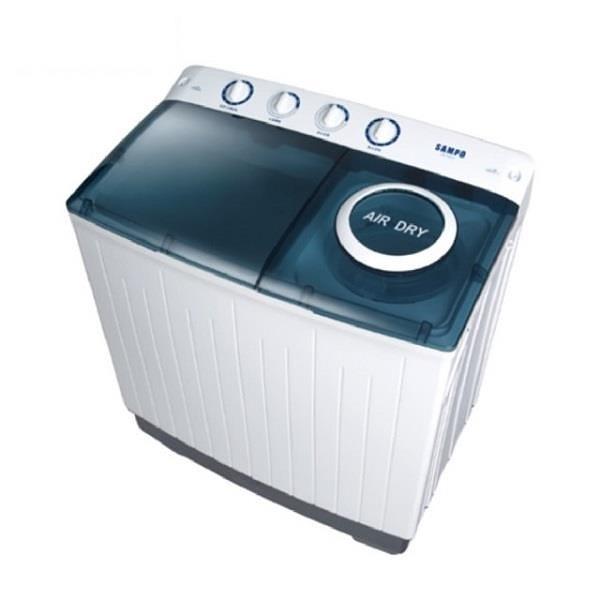 【南紡購物中心】聲寶【ES-1000T】10公斤雙槽洗衣機