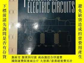 二手書博民逛書店foundations罕見of electric clrcuit